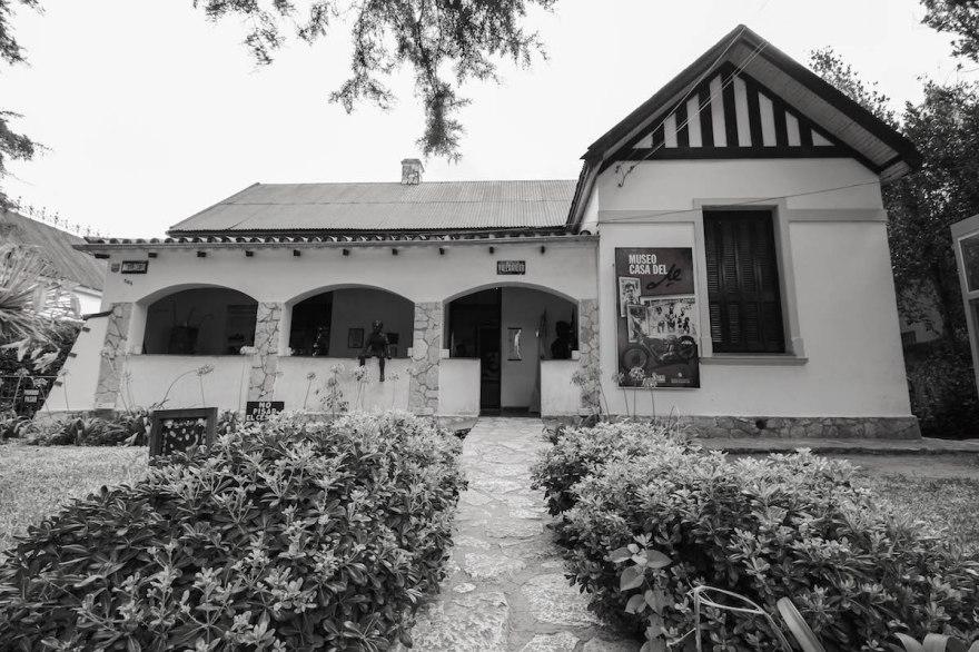 Museo Casa del Che, or the Museum/House of Che Guevara, in Alta Gracia, Argentina