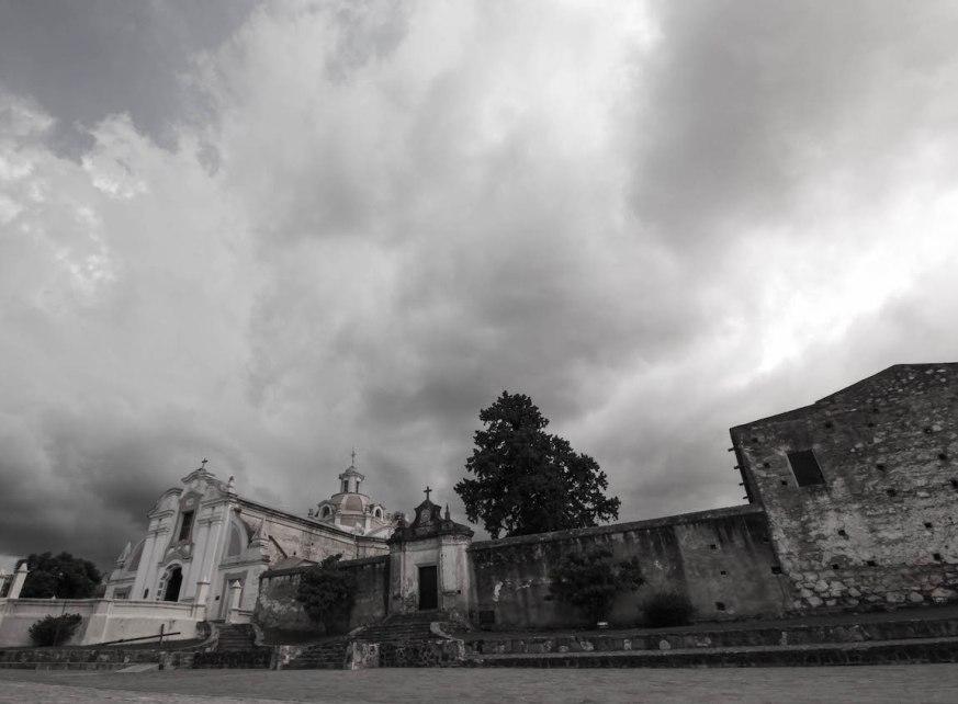 Jesuit Church of the 17th Century in Alta Gracia, Argentina